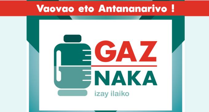 GAZ'NAKA: Efa misy amin'ny tobin-tsolika 4 eto Antananarivo