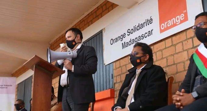 «VILLAGE ORANGE» FAHA-26: Notokanana tany Antanety Anosiala ny zoma lasa teo