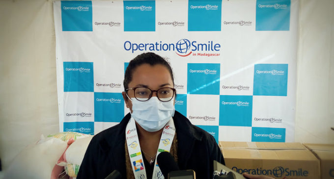 FIATREHANA NY COVID-19: Olona 400 no nisitraka ny tohana ara-tsakafo avy amin'ny «Opération Smile»