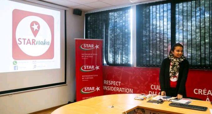 ORINASA STAR: Namoaka «application mobile STARnaka»