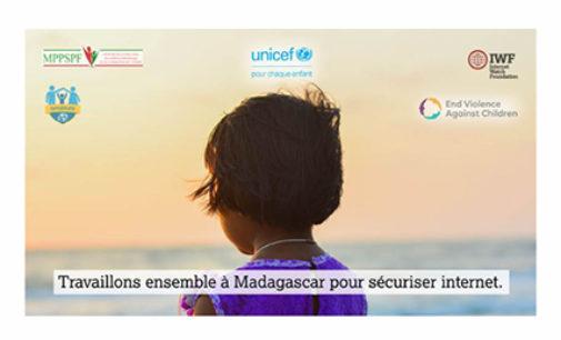 Lancement du portail mondial de signalement contre les abus et exploitation sexuelle en ligne à Madagascar