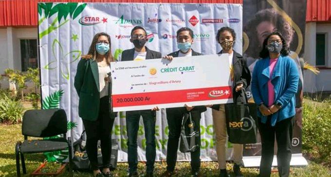 KOPAKELATRA: Ny tetikasa «Crédit Carat» no nandrombaka ny amboara 2020