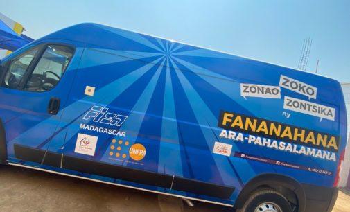 FANDAHARAN'ASA MIAHY JOVENA: Ny Akany Iarivo Mivoy no nisantarana ny «clinique mobile»
