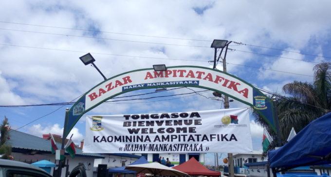 TETIKASA ALISOTA: Ny Kaominina Ampitatafika no nisantantra azy