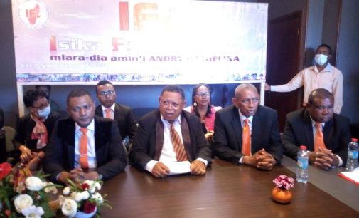 VOVONANA IFI: «Tsy hivadi-belirano amin'ny Filoha Rajoelina izahay»