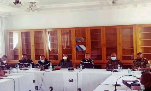 FANKALAZANA NY FAHA-26 JONA:: Hentitra ny fitandroana ny filaminana manerana ny Antananarivo sy ny manodidina